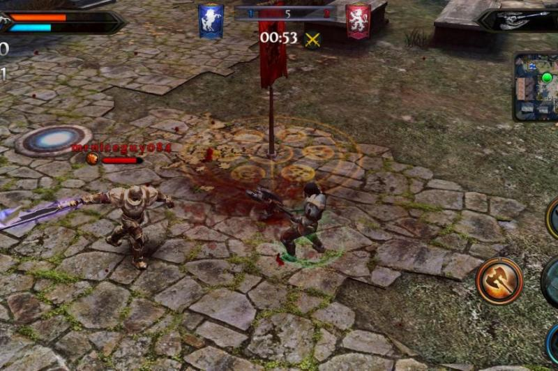 Wild Blood Review - un super joc hack and slash pentru Android (Video): wild_blood_7.jpg