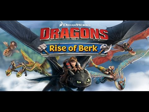 Dragons Rise of Berk Review & Gameplay în Limba Ro