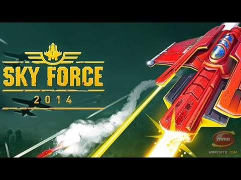 Sky Force 2014 Review prezentat pe Allview Viva Q10 Pro [Android, iOS] - Mobilissimo.ro