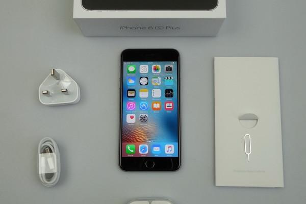 Apple iPhone 6s Plus - Unboxing
