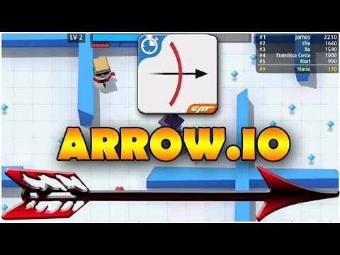 Video-review Arrow.io, joc prezentat pe Sony Xperia L1 (Android/ iOS)