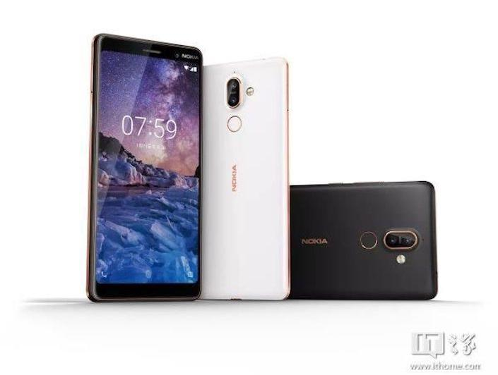 Leak Nokia 7 Plus (randări): Nokia-7-Plus-all-colors-official-image-2.jpg