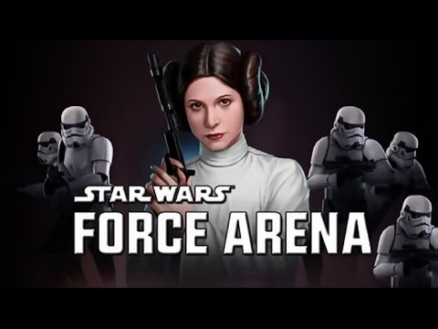 Video review joc Star Wars Force Arena, prezentat pe Huawei Mate 9 (Joc Android)