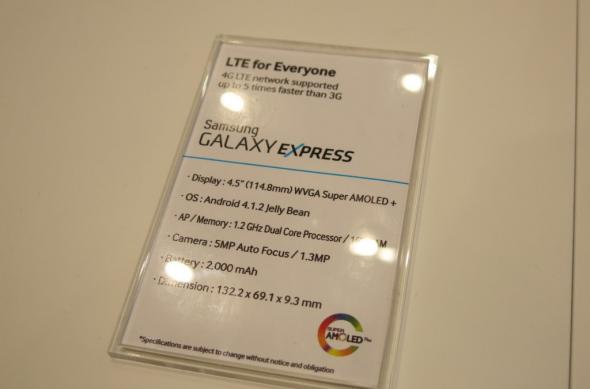 MWC 2013: Samsung Galaxy Express hands on; Telefon midrange cu 4G LTE (Video): samsung_galaxy_express_01jpg.jpg