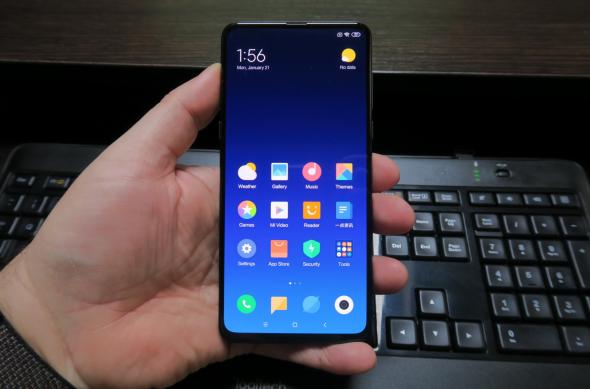 Luminozitate display Xiaomi Mi Mix 3: Xiaomi-Mi-Mix 3_006.JPG