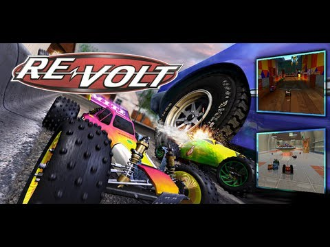 RE-VOLT Classic gameplay (Android - Evolio Evotab HD) - Mobilissimo.ro