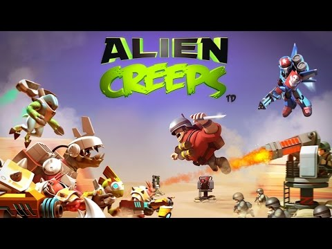 Alien Creeps TD Review prezentat pe Mstar S700 (Android, iOS) - Mobilissimo.ro