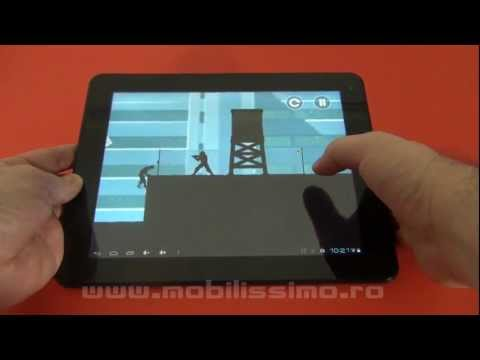 Vector Review - Joc Android, testat pe tableta E-Boda Supreme IPS Dual Core X200 - Mobilissimo.ro