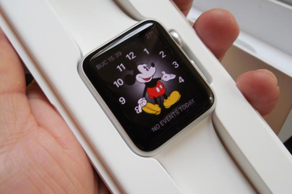 Apple Watch Sport 38 mm - Unboxing