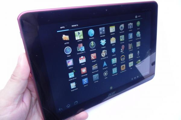 Acer Iconia Tab A200 - Galerie foto Mobilissimo.ro