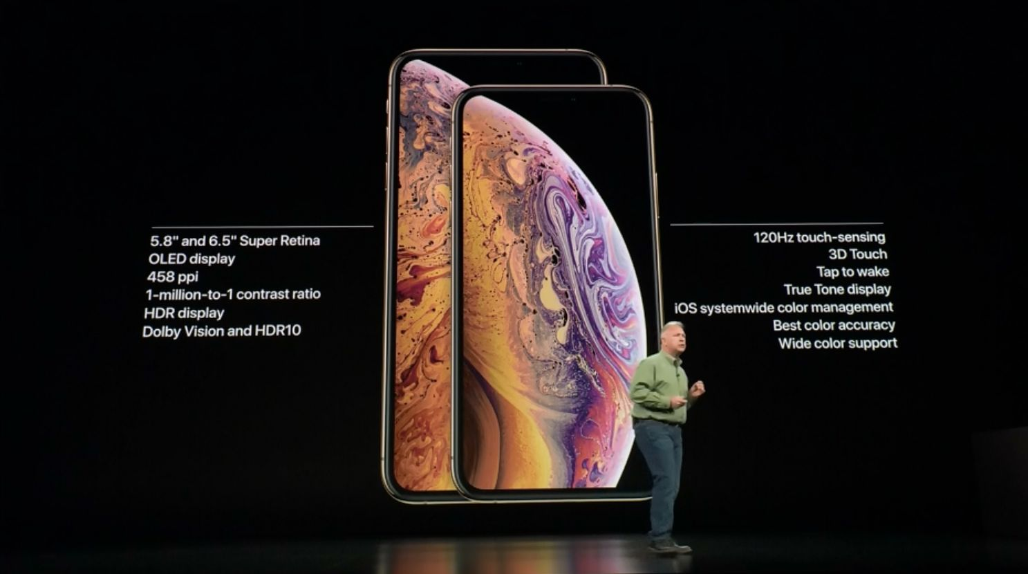 Live Blogging lansare iPhone Xs, iPhone Xs Max, Apple Watch Series 4, iPad Pro 2018 - imaginea 95