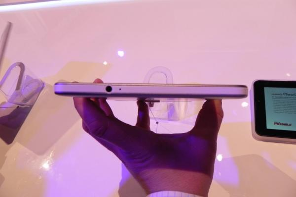 MWC 2014: Tableta Huawei MediaPad M1 prezentată Într-un scurt material video hands-on