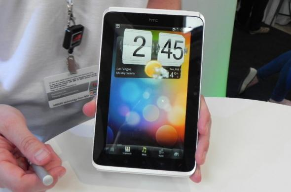 MWC 2011: Tableta HTC Flyer, surprinsă În acțiune la standul HTC (Video): dscn3442jpg.jpg