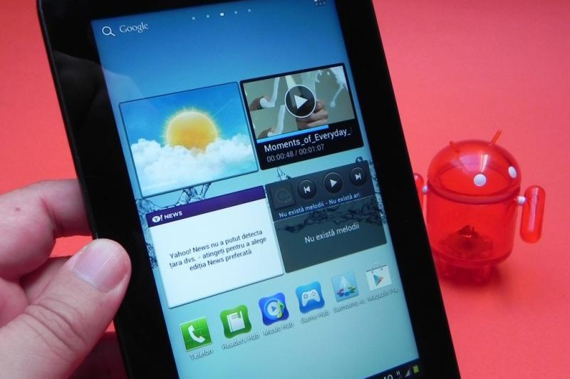 Review Samsung Galaxy Tab 2 7.0 P3100 - alternativa ieftină pentru tablete de 10 inch, cu design de telefon mai mare (Video): 22_samsung_galaxy_tab_2_7_0_review_mobilissimoi_ro.jpg