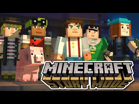 Minecraft Story Mode, review prezentat pe OnePlus 2 (Android, iOS) - Mobilissimo.ro