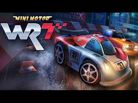Mini Motor Racing WRT Review prezentat pe Allview P6 Qmax (Android, iOS) - Mobilissimo.ro