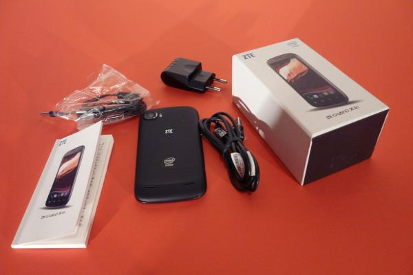 ZTE Grand X IN - Unboxing