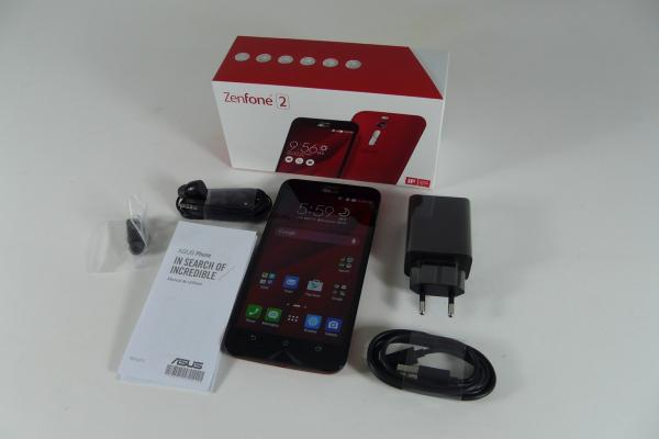 ASUS Zenfone 2 ZE551ML - Unboxing