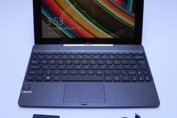 Asus Transformer Book T100TA - Unboxing