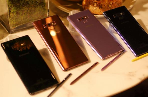 Fotografii hands-on Samsung Galaxy Note 9: Samsung-Galaxy-Note-9-Hands-on_002.JPG