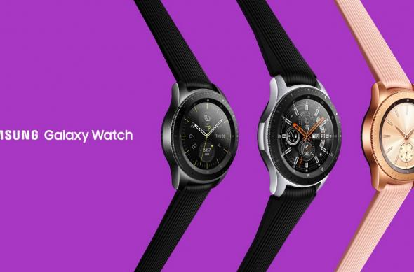 Samsung Galaxy Watch, fotografii oficiale: Galaxy-Watch_Key-Visual.jpg
