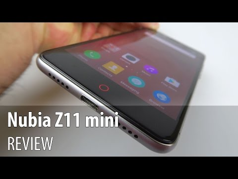 Nubia Z11, Review with Video