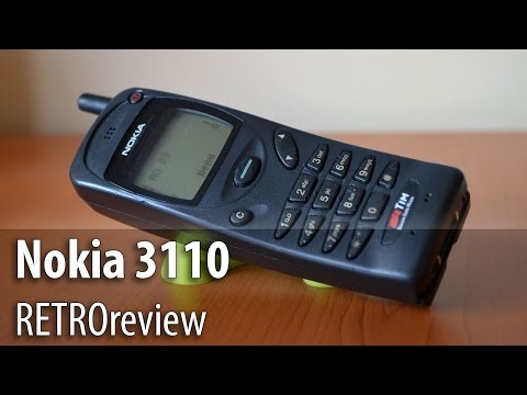 Video review: Nokia 3110