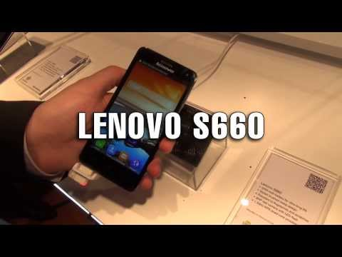 Lenovo S660 Hands-On Preview MWC 2014 - Mobilissimo.ro