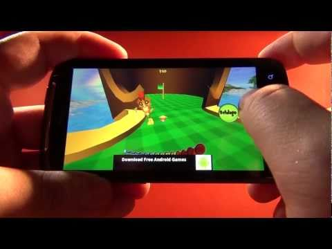 Gaming experience on HTC Sensation - Mobilissimo TV