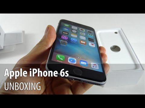 Apple iPhone 6s Unboxing - Mobilissimo.ro