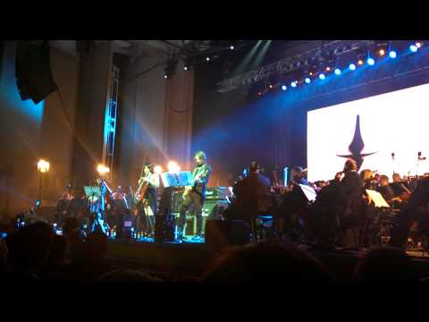 HTC One Camera Sample: Soundtrack Inception, Hans Zimmer (Concert Live)