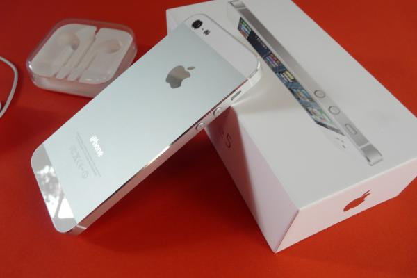 Apple iPhone 5 - Unboxing