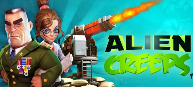 Alien Creeps TD Review (Mstar S700): tower defense cu extratereștri şi gameplay dificil, dar şi level design prea repetitiv (Video)