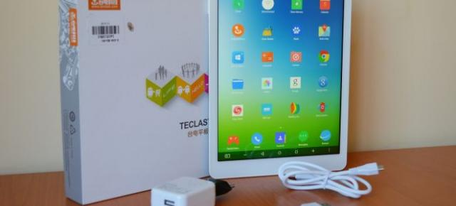 Teclast X98 Air 3G Unboxing, tabletă dual-boot de 9.7 inch cu procesor Intel la bord (Windows 10 + Android 5.0)