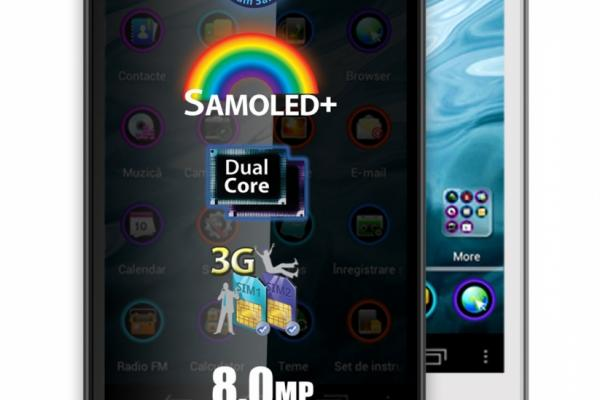 Android 4.0.4 pe Allview P4 DUO și Android 4.1 Jelly Bean pe Allview AllDro 3 Speed DUO