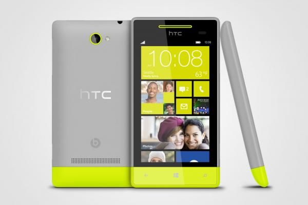 HTC Windows Phone 8S În oferta Orange