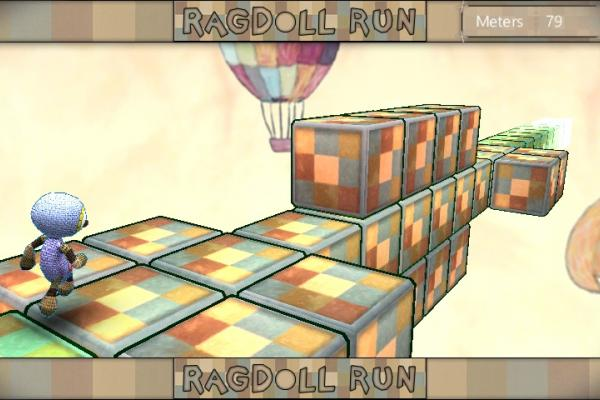 [Windows Phone]: Ragdoll Run review: joc platformer 3D amuzant, dar ușor repetitiv (Video)