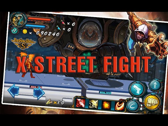 X Street Fight Review prezentat pe HTC One M9 [Android] - Mobilissimo.ro