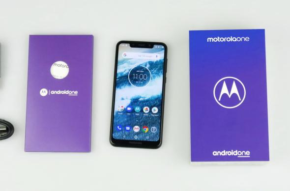 Motorola One - Unboxing: Motorola-One_017.JPG