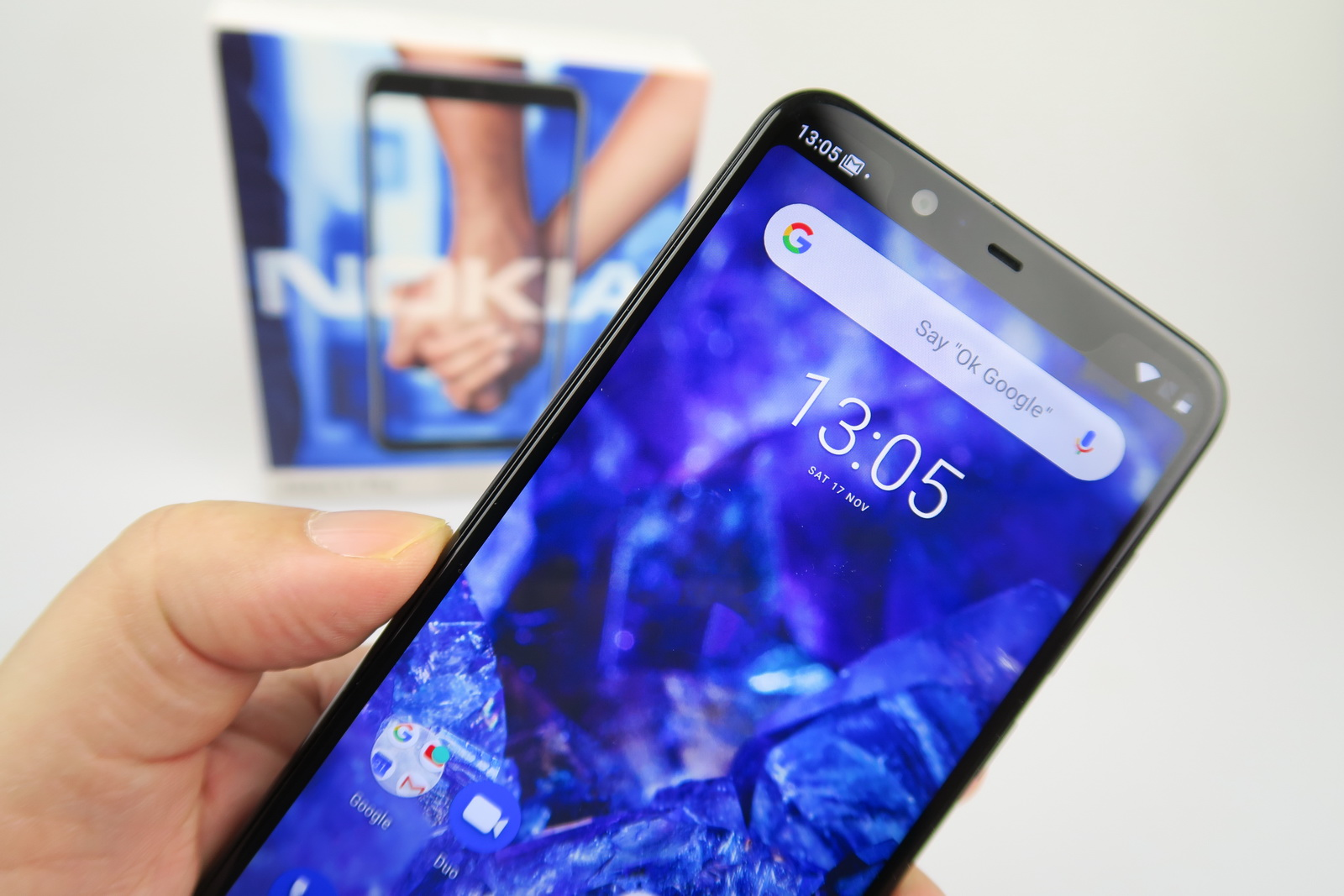 Nokia 5.1 Plus Unboxing: primul Nokia cu breton, are procesor MediaTek si suport AI (Video)