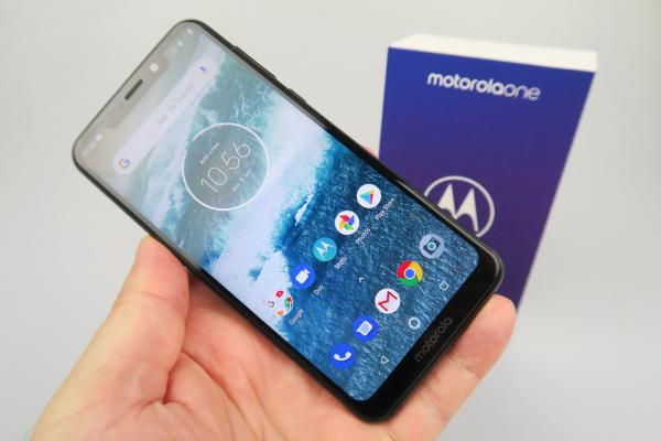 Motorola One - Unboxing