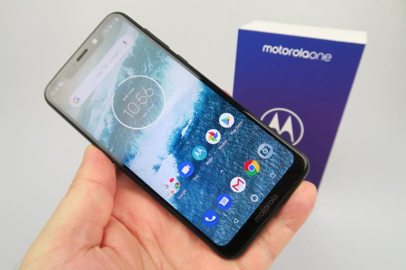 Motorola One - Unboxing: Motorola-One_005.JPG