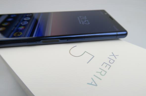 Sony Xperia 5 - Unboxing: Sony-Xperia-5_100.JPG