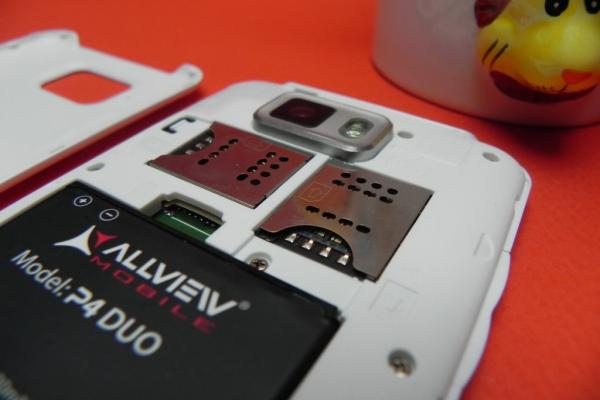 Review Allview P4 Duo: ce e mai bun din P5 și P4 Alldro combinat (Video)