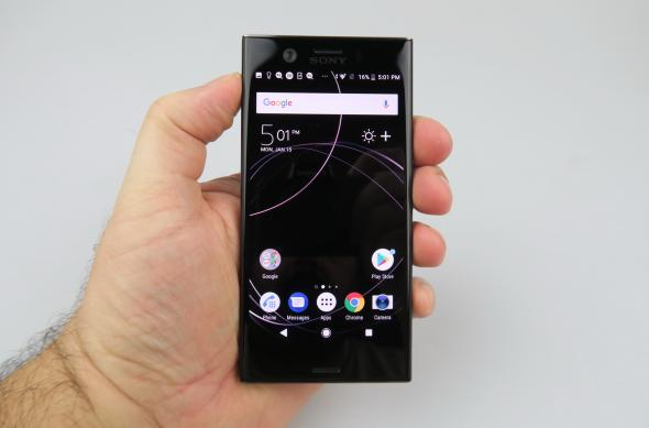 Sony Xperia XZ1 Compact - Galerie foto Mobilissimo.ro: Sony-Xperia-XZ1-Compact_045.JPG