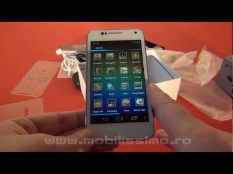 Allview P4 Duo unboxing - Mobilissimo.ro