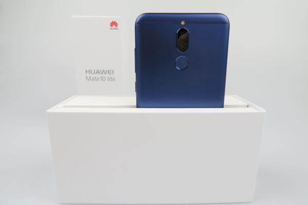 Huawei Mate 10 Lite - Unboxing