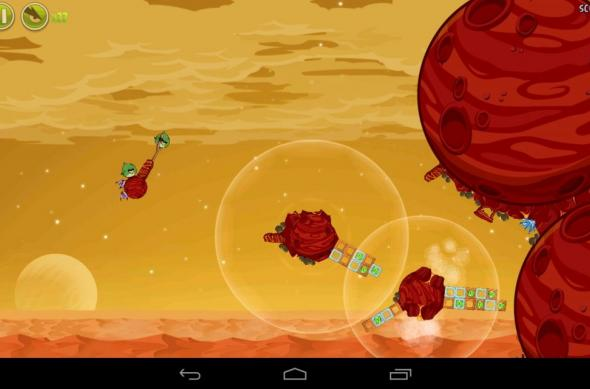 Angry Birds Space Red Planet review - 20 de nivele Înflăcărate cu noi capcane și noi provocări (Video): screenshot_2012_08_27_02_03_39.jpg
