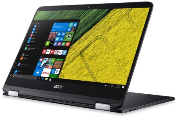 Acer Spin 7, imagini oficiale