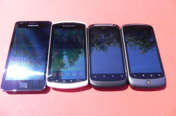 Xperia Play versus Samsung Galaxy S II, HTC Desire S și Nexus One - bătălia display-urilor: dscn5889jpg.jpg